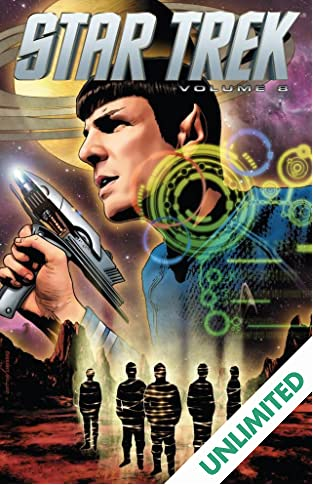 Star Trek (2011-2016) Vol. 8