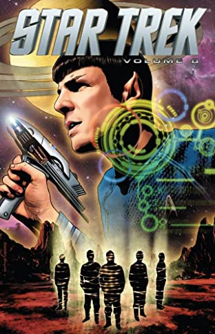 Star Trek (2011-2016) Tome 8