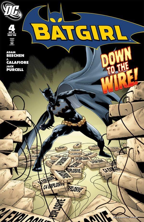 Batgirl (2008) #4 (of 6)