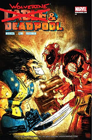 Cable & Deadpool No.44