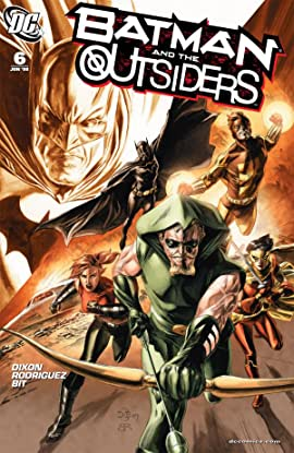 Batman and the Outsiders No.6