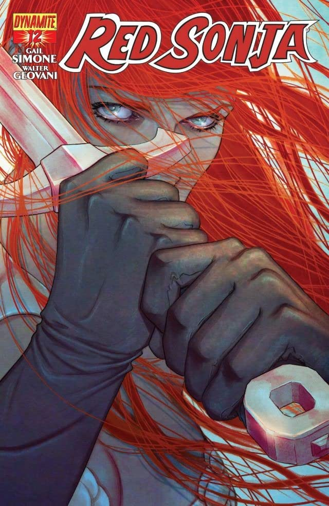 Red Sonja #12: Digital Exclusive Edition