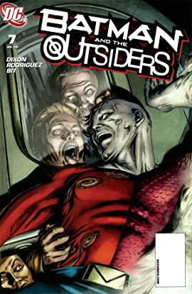Batman and the Outsiders No.7
