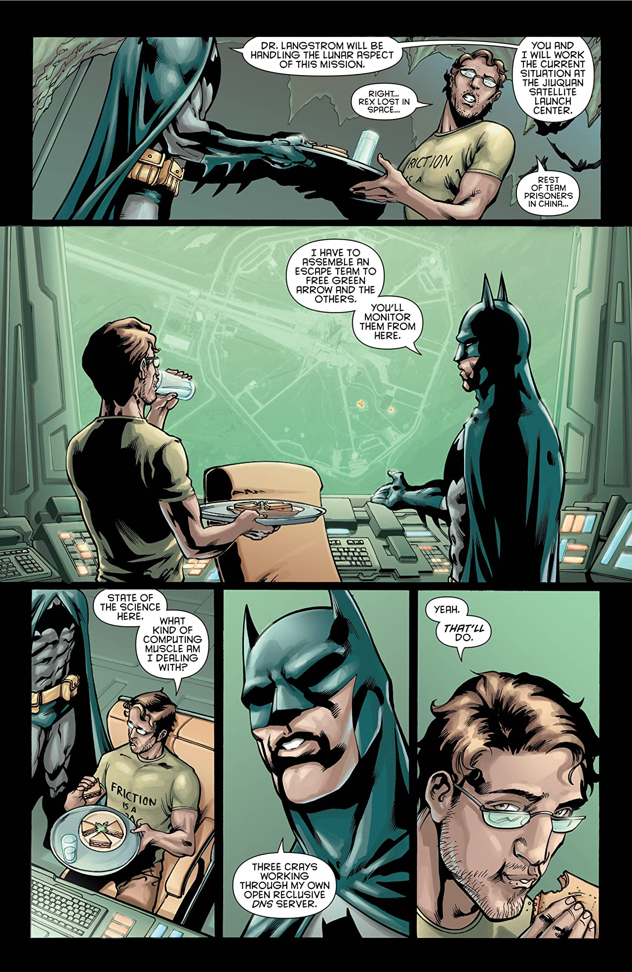 Batman and the Outsiders #7