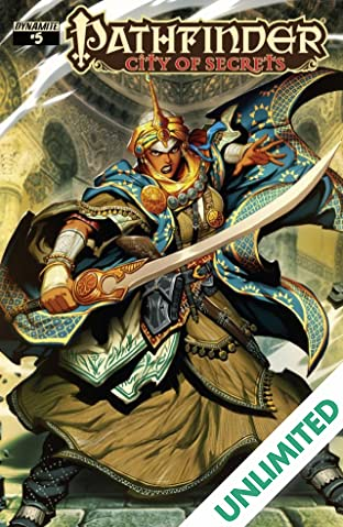 Pathfinder: City of Secrets #5 (of 6): Digital Exclusive Edition