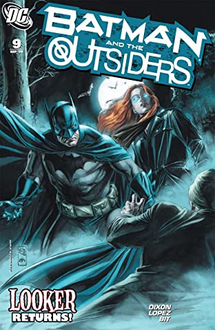 Batman and the Outsiders No.9