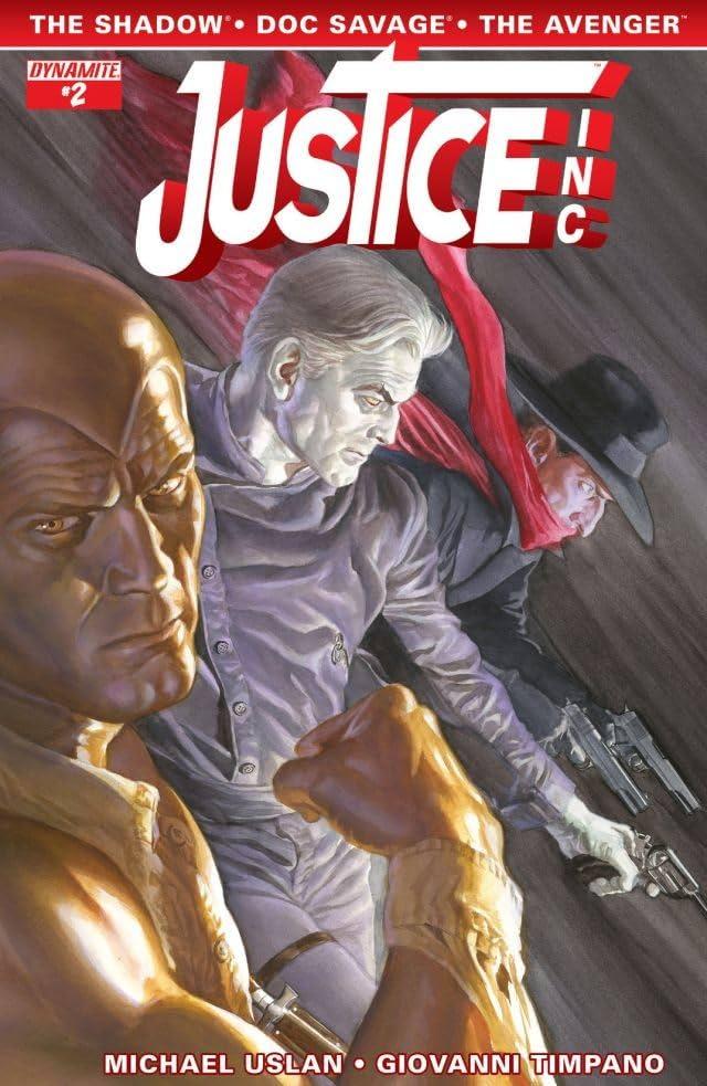 Justice, Inc. #2 (of 6): Digital Exclusive Edition