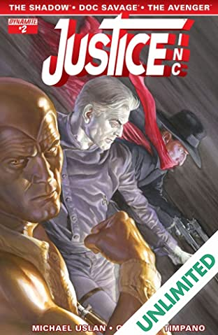 Justice, Inc. #2 (of 6): Digital Exclusive Edition