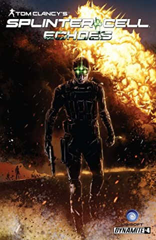 Tom Clancy's Splinter Cell: Echoes #4: Digital Exclusive Edition