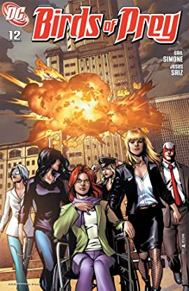 Birds of Prey (2010-2011) #12
