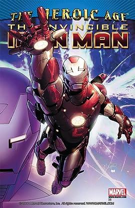 Invincible Iron Man (2008-2012) #25