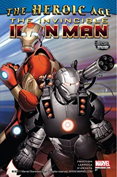 Invincible Iron Man (2008-2012) #27