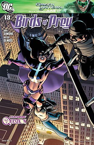 Birds of Prey (2010-2011) No.13