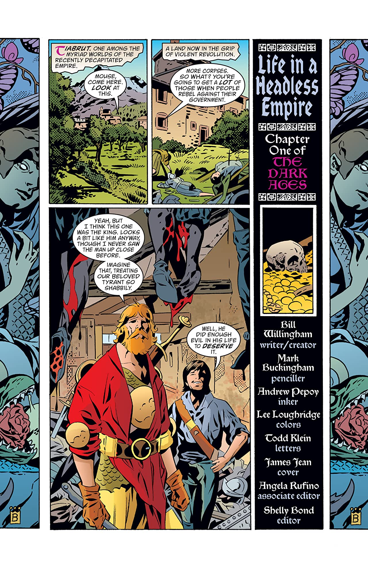 Fables #77