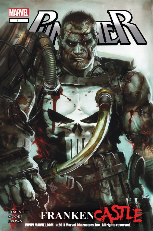 Punisher (2009-2010) #11