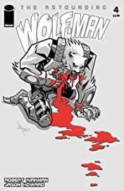 The Astounding Wolf-Man #4
