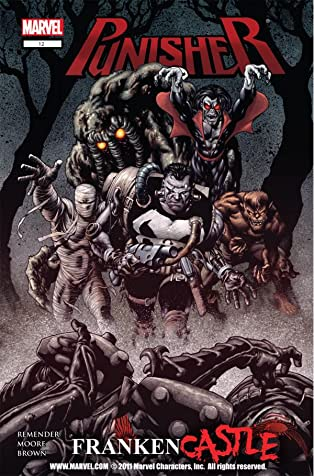 Punisher (2009-2010) #12