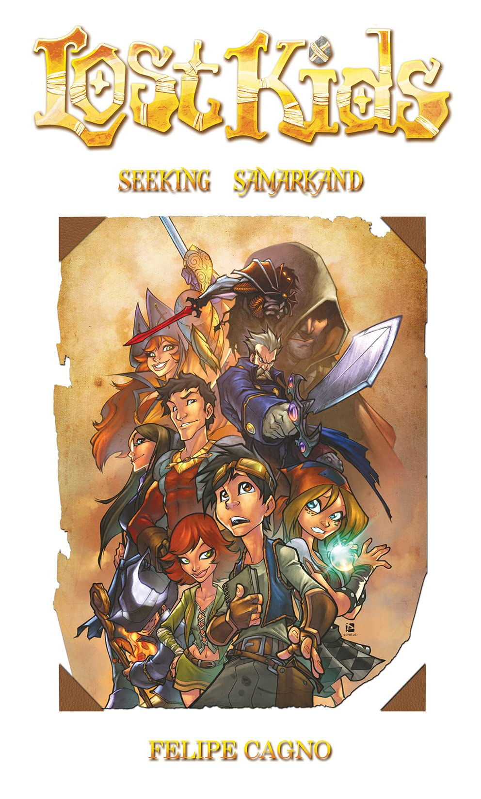 The Lost Kids: Seeking Samarkand
