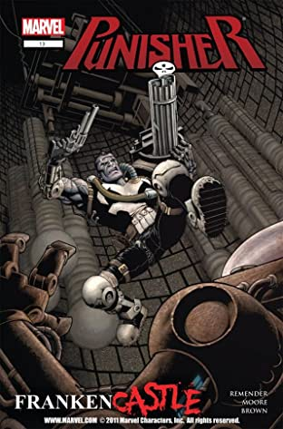 Punisher (2009-2010) #13