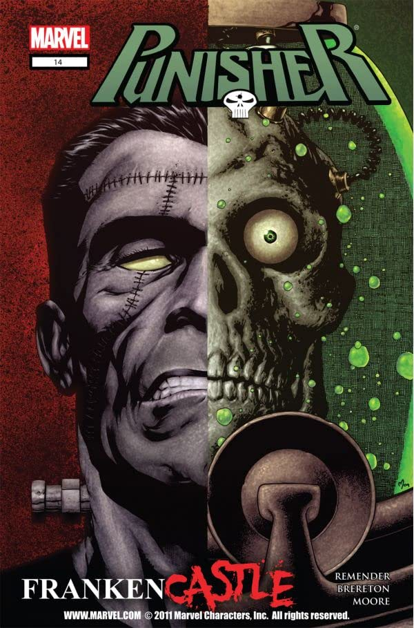 Punisher (2009-2010) #14