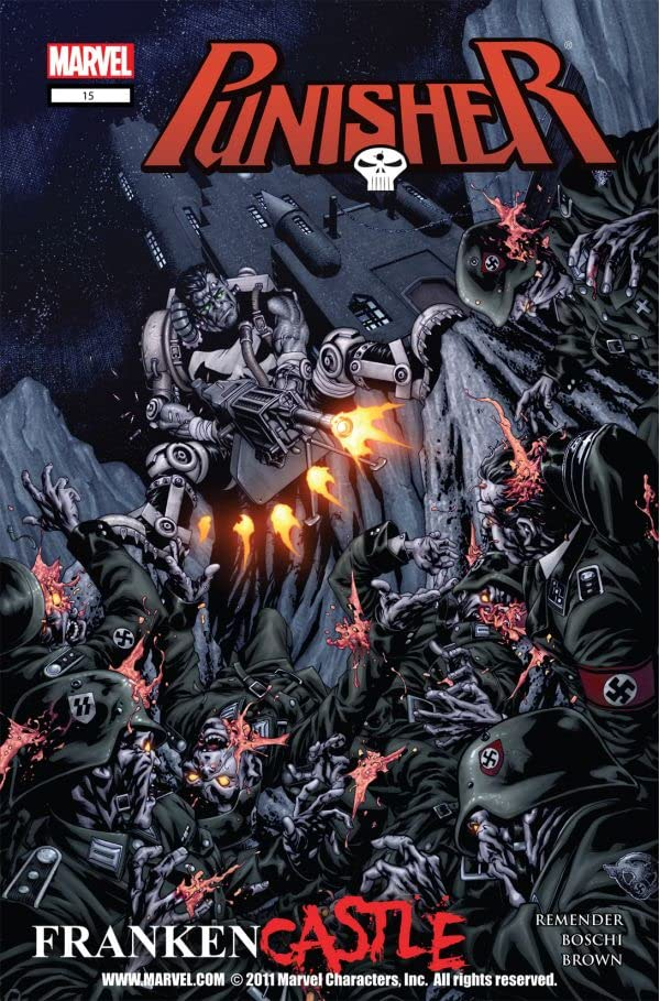 Punisher (2009-2010) #15