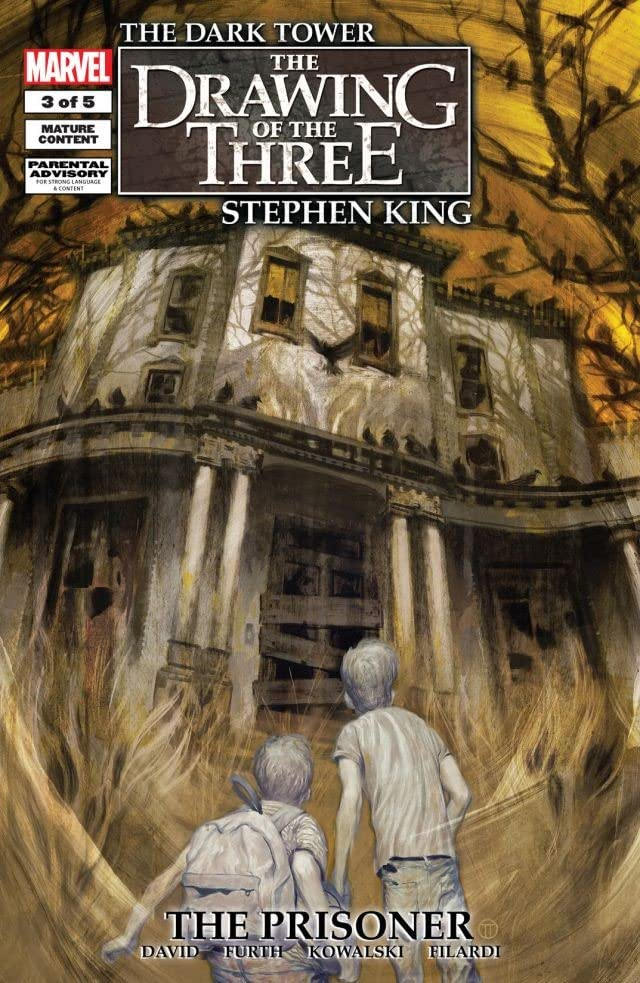Dark Tower: The Drawing Of The Three - The Prisoner #3 (of 5)