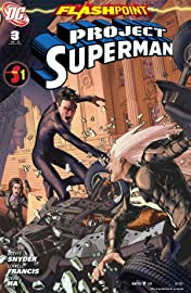 Flashpoint: Project Superman #3 (of 3)