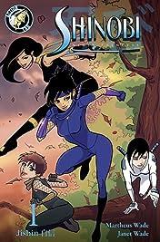 Shinobi: Ninja Princess #1