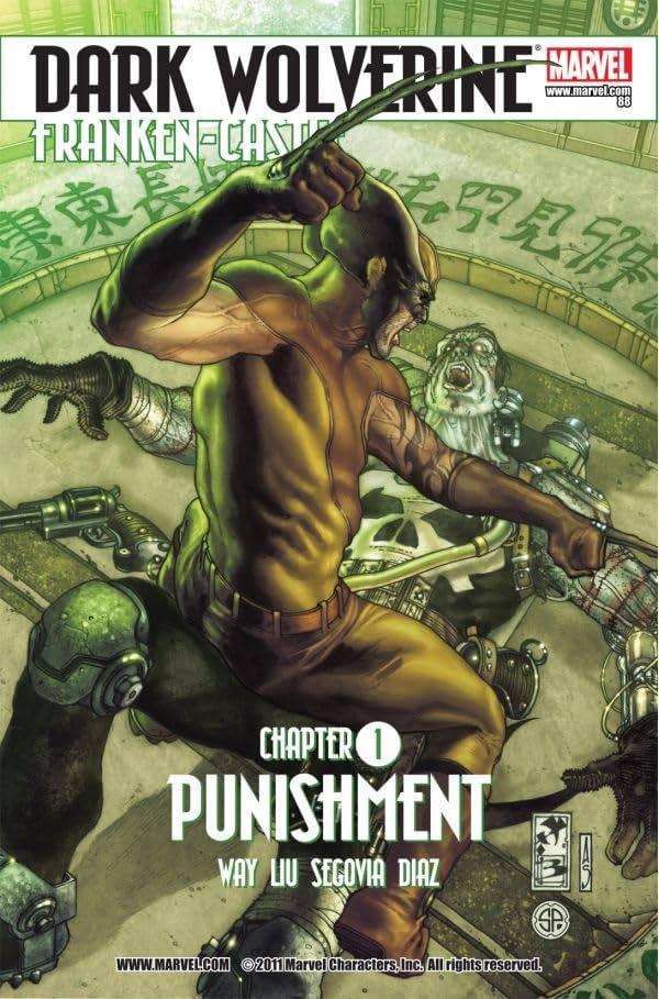 Dark Wolverine #88