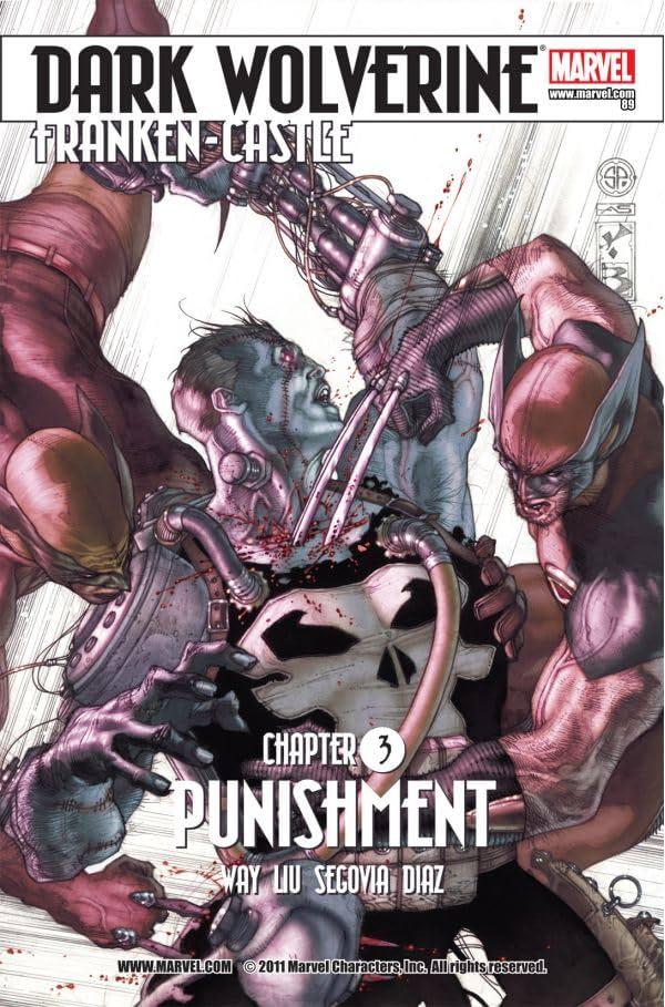 Dark Wolverine #89