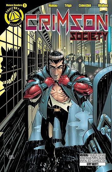 Crimson Society No.1