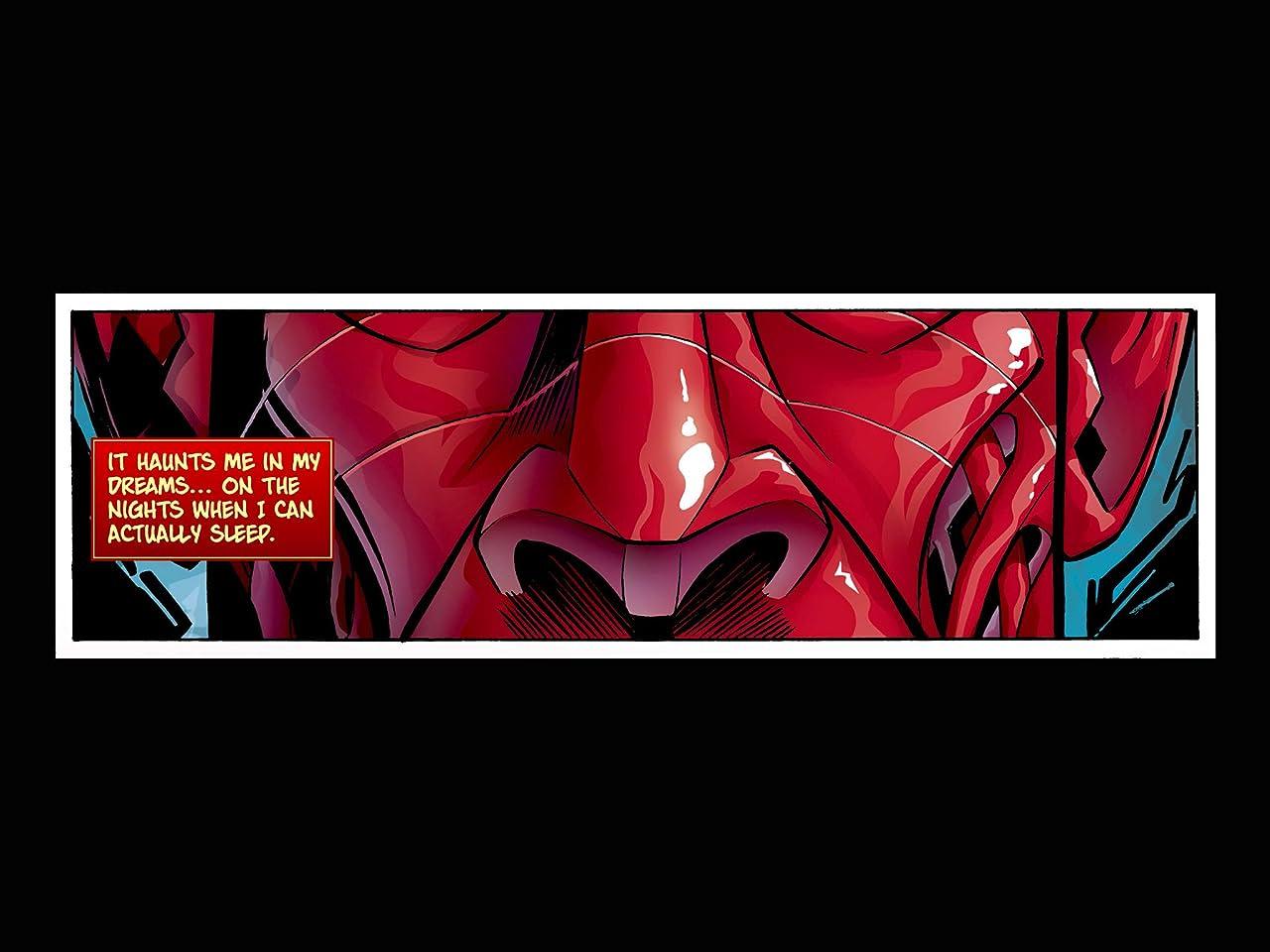 Crimson Society #1