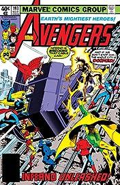 Avengers (1963-1996) #193