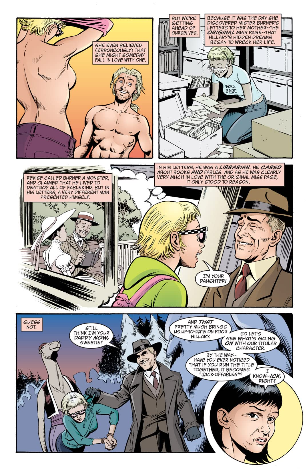Jack of Fables #27