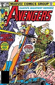 Avengers (1963-1996) No.195