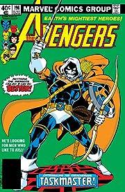 Avengers (1963-1996) No.196