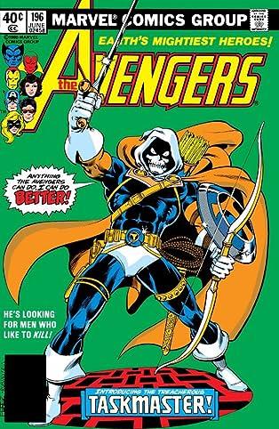 Avengers (1963-1996) #196