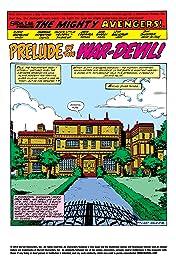 Avengers (1963-1996) #197