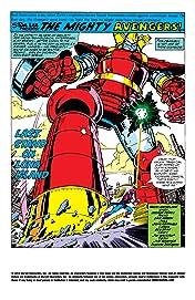 Avengers (1963-1996) #199