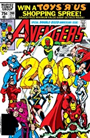 Avengers (1963-1996) #200