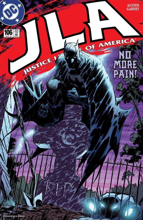 JLA (1997-2006) #106
