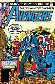 Avengers (1963-1996) #201