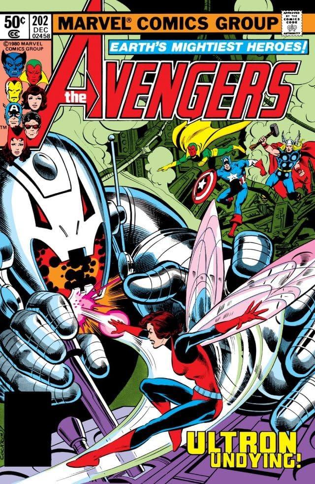 Avengers (1963-1996) #202