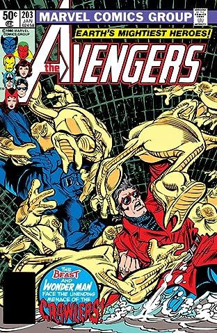 Avengers (1963-1996) #203