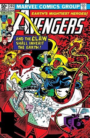 Avengers (1963-1996) #205