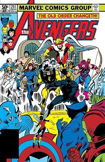 Avengers (1963-1996) #211
