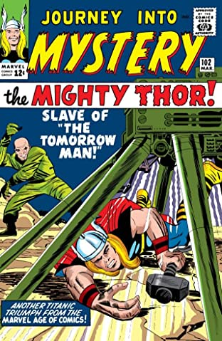 Journey Into Mystery (1952-1966) #102