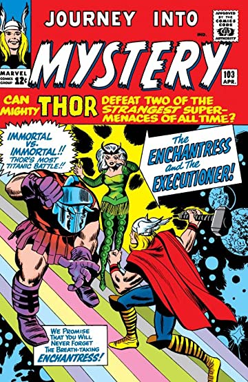 Journey Into Mystery #103