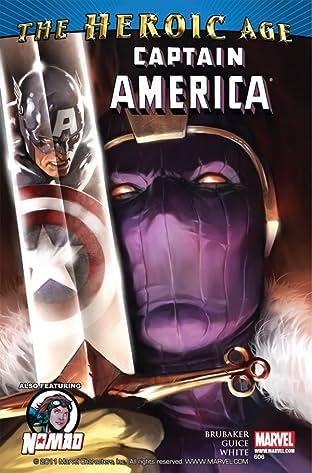 Captain America (2004-2011) #606