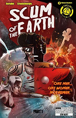 Scum of the Earth #3